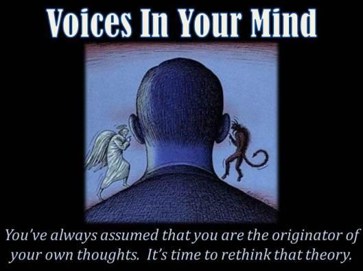 Truth voice in mind