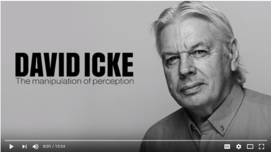David Icke The manipulation of perception
