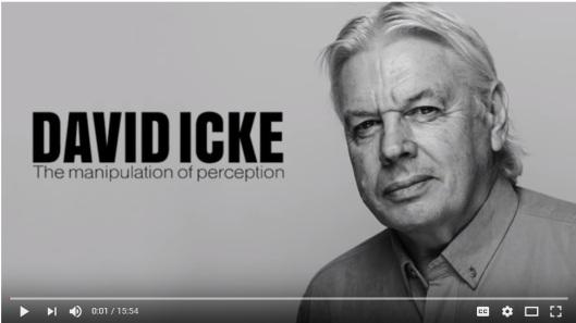 David Icke The manipulation of perception